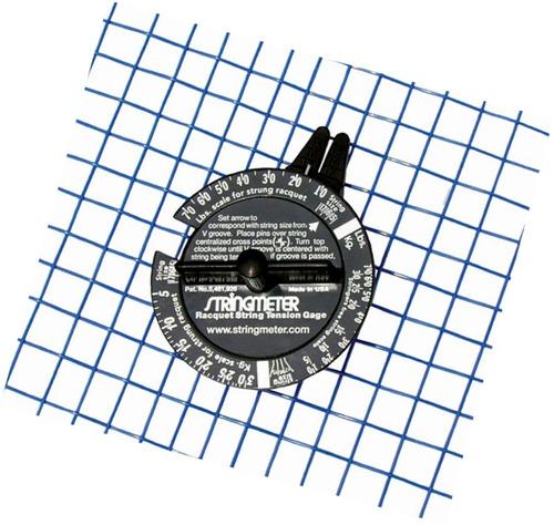 stringmeter  - controla tensión y mide calibre de cuerdas