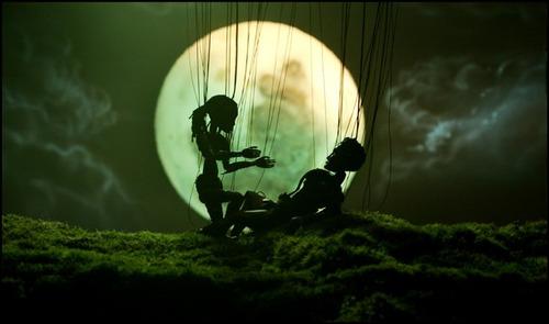 strings (1er filme echo integramente con marionetas) dvd