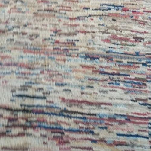 stripe paquistanes 217x147cm tapete artesanal legitimo +cert