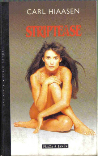 striptease - hiaasen - plaza & janes