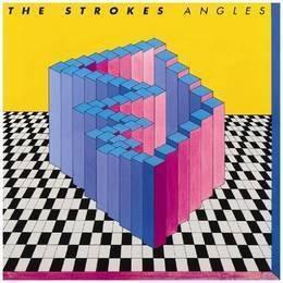 strokes the angles cd nuevo