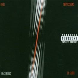 strokes the first impressions of earth cd nuevo