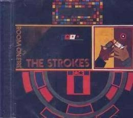 strokes the room on fire cd nuevo