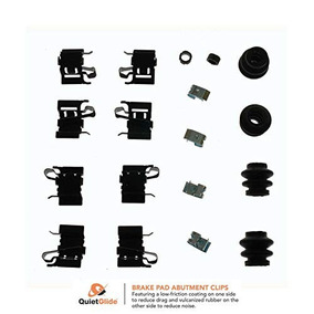 Disc Brake Hardware Kit Front Carlson H5861 fits 10-12 Ford Escape