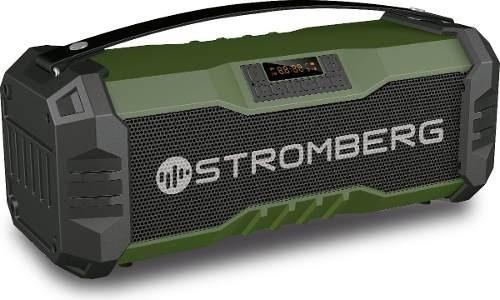 stromberg max-tek parlante bluetooth usb sd fm manos libres.