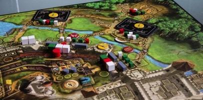 Stronghold 2nda Edicion Juego De Mesa Estrategia En Ingles