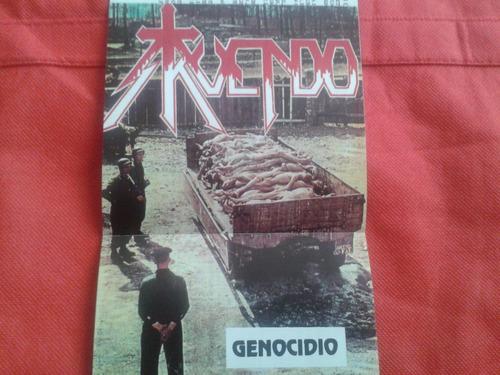 struendo genocidio