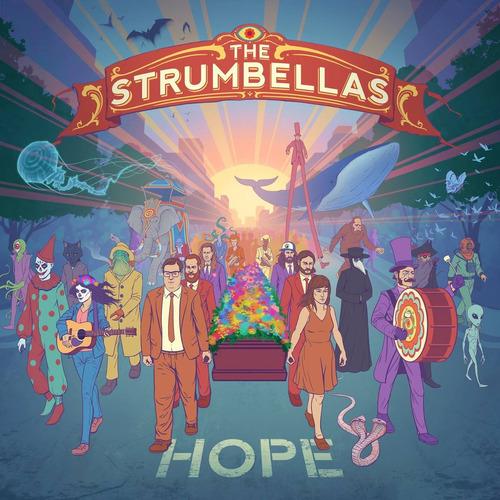 strumbellas the hope importado cd nuevo