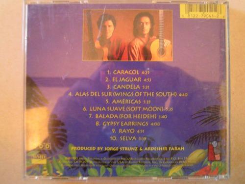 strunz farah cd americas importado