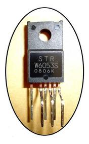 Circuito Integrado Strw 6053S STR-W6053S de Sanken