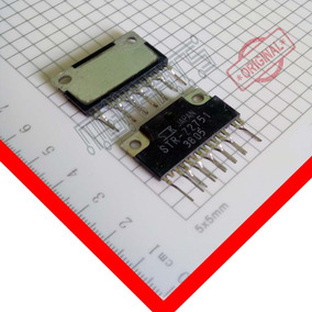 Str W6754 Pin Voltage
