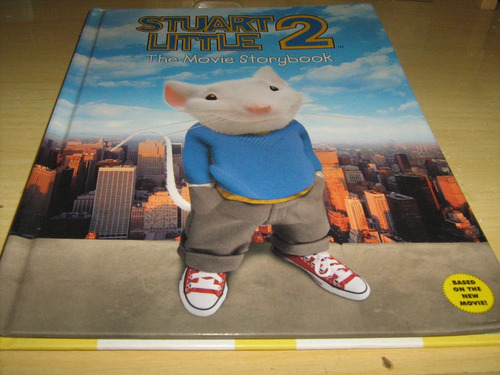 stuart little 2 - the movie storybook