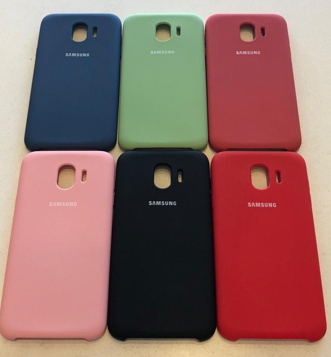 904c5dcddd1 Stuche Silicone Case Para Samsung J4 / J6 / J8 - $ 21.900 en Mercado ...