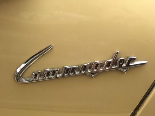 studebacker commander 1952