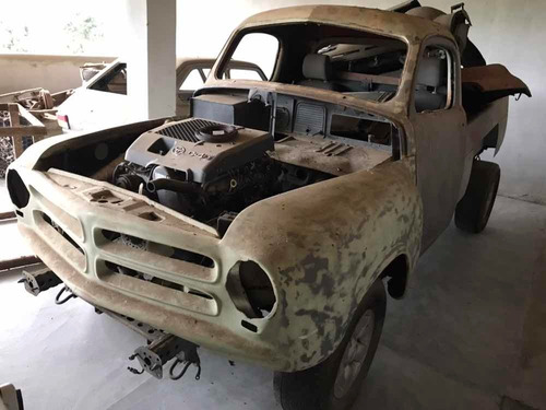 studebaker pick up