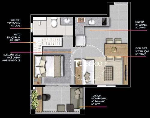 studio 30,96m² , vila mariana, são paulo - r$ 296 mil, cod.910 - v910