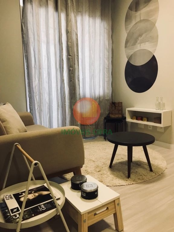 studio  36 m2 mobiliado - 01 dormitório - 01 vaga - higienópolis - ic18222
