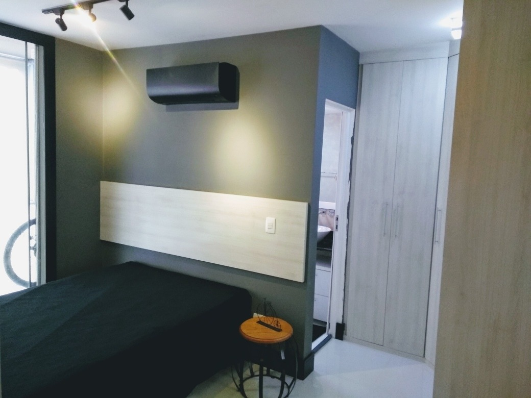 studio 38m2 - cond. first - vila augusta
