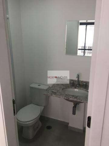 studio com 1 dormitório para alugar, 28 m² por r$ 2.290/mês - bela vista - são paulo/sp - st0109