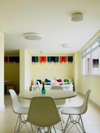 studio com 1 dormitório para alugar, 31 m² por r$ 1.200,00/mês - brás - são paulo/sp - st0011