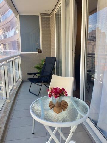 studio com 1 dormitório para alugar, 54 m² por r$ 3.700/mês - josé menino - santos/sp - st0270