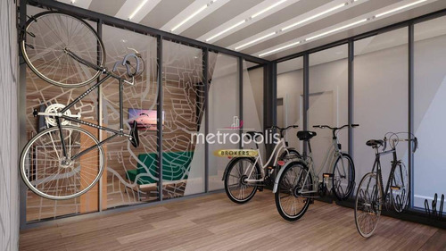 studio com 1 dormitório à venda, 22 m² por r$ 340.000,00 - vila mariana - são paulo/sp - st0003