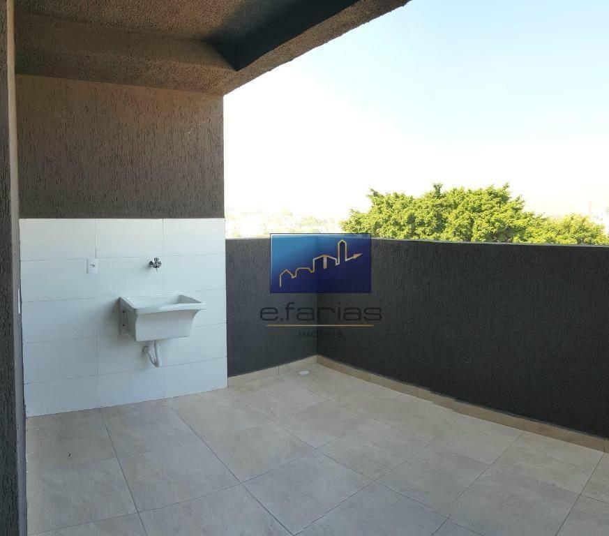 studio com 1 dormitório à venda, 32 m² por r$ 200.000 - vila esperança - são paulo/sp - st0341