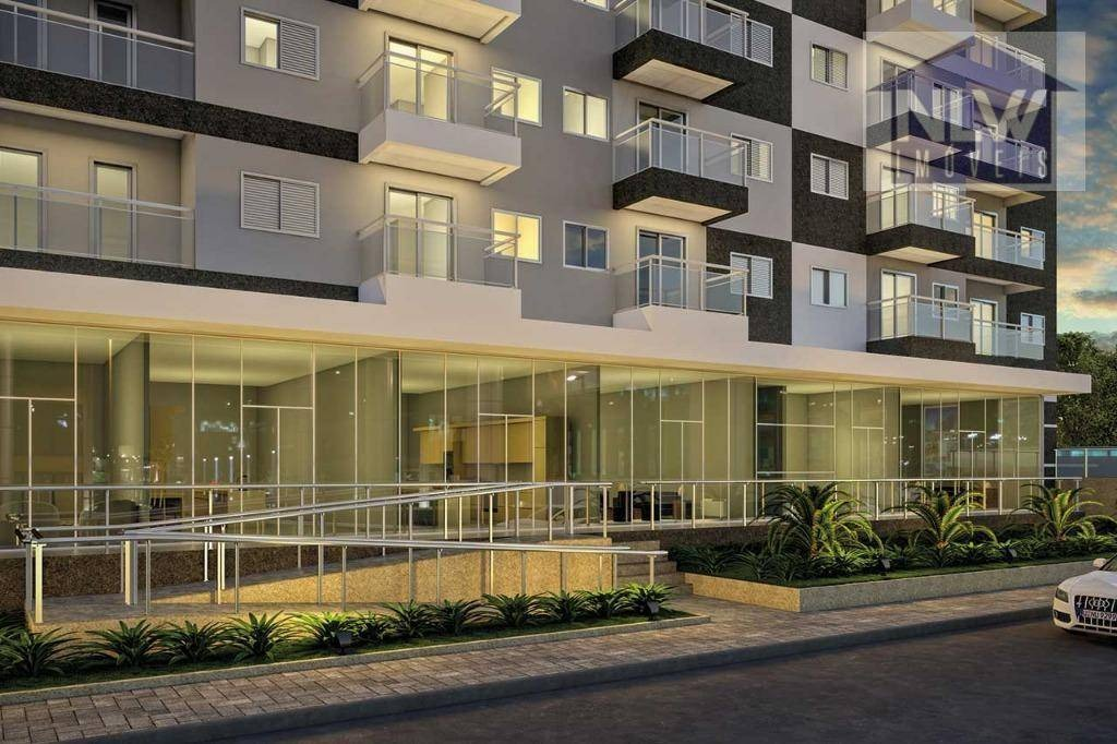 studio com 1 dormitório à venda, 36 m² por r$ 347.300,00 - vila carrão - são paulo/sp - st0028