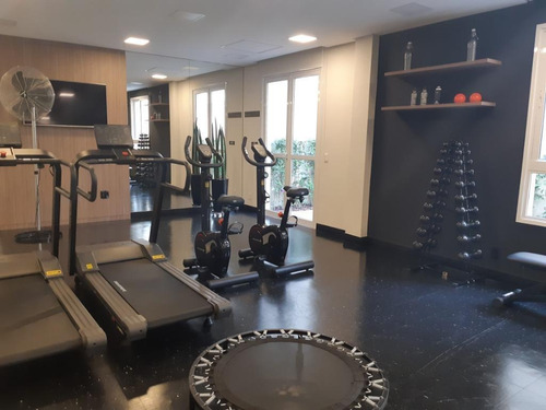 studio com 1 dormitório à venda, 36 m² por r$ 497.000,00 - santa cecília - são paulo/sp - st0039
