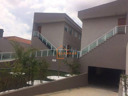 studio com 1 dormitório à venda, 38 m² por r$ 200.000 - vila carrão - são paulo/sp - st0019