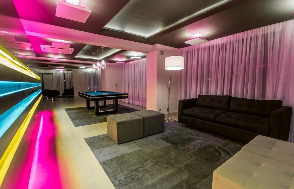 studio com 1 dormitório à venda, 39 m² por r$ 563.034 - vila olímpia - são paulo/sp - st0406