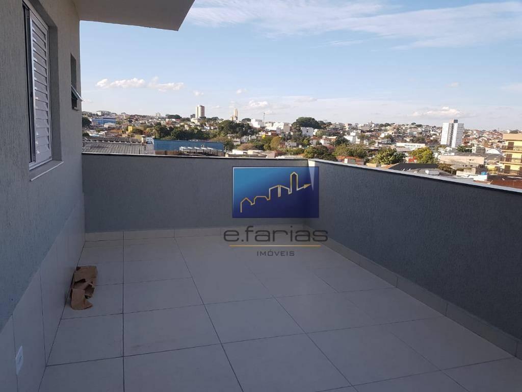 studio com 2 dormitórios à venda, 59 m² por r$ 360.000,00 - vila carrão - são paulo/sp - st0192