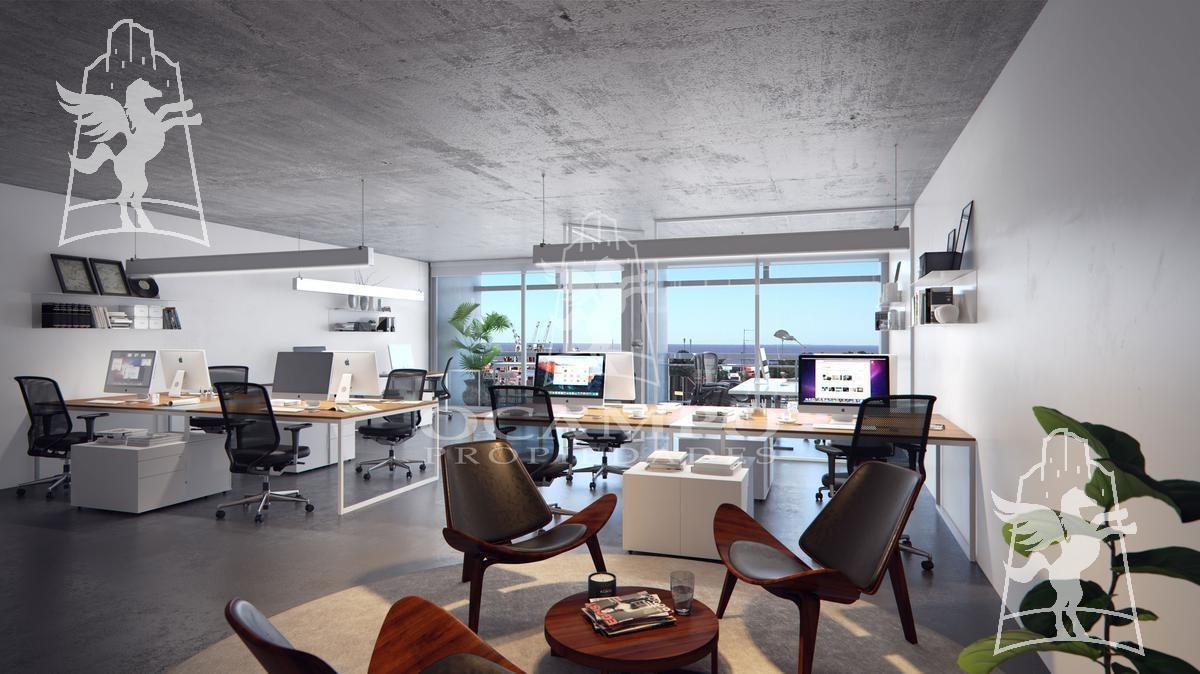studio de 3 ambientes en puerto retiro