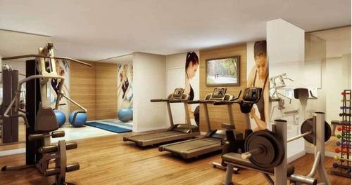 studio em chácara santo antônio (zona sul), são paulo/sp de 33m² 1 quartos à venda por r$ 378.000,00 - st289952