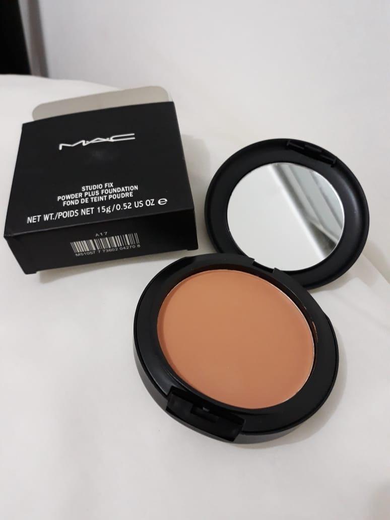 Studio Fix Powder Plus Foundation Mac Nc35 R 4990 Em Mercado Livre Carregando Zoom