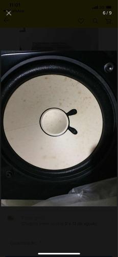studio monitor yamaha ns40m - caixas acústicas áudio