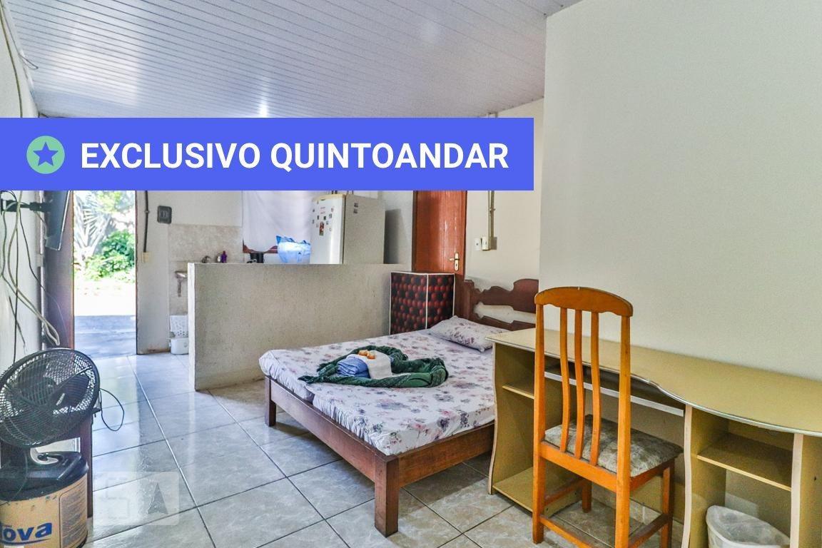 studio no 1º andar com 1 dormitório e 1 garagem - id: 892971998 - 271998