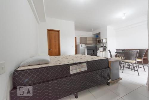 studio no 3º andar mobiliado com 1 dormitório e 1 garagem - id: 892892390 - 192390