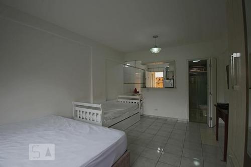 studio no 5º andar com 1 dormitório e 1 garagem - id: 892963150 - 263150