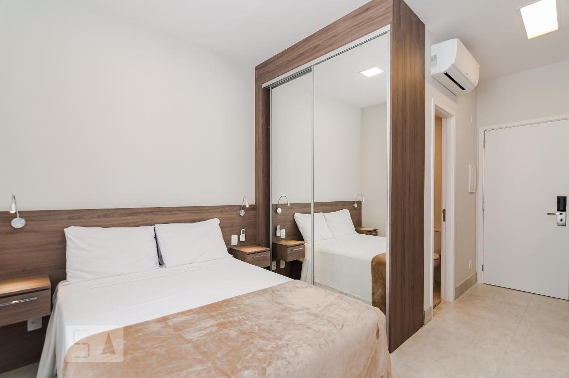 studio no 5º andar mobiliado com 1 dormitório - id: 892968426 - 268426