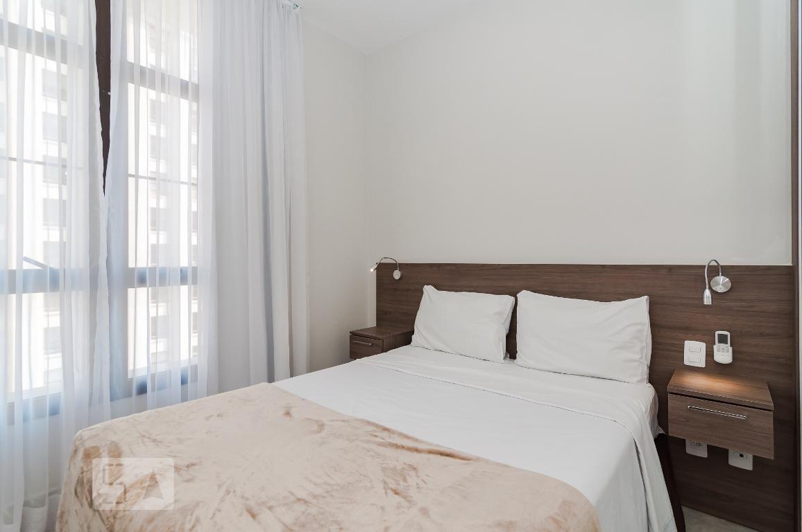 studio no 6º andar mobiliado com 1 dormitório - id: 892968467 - 268467