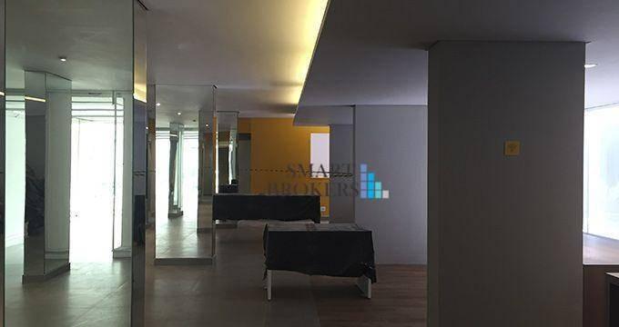 studio para locação em perdizes com 30 metros 1 vaga - st0088