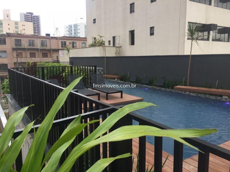 studio para para alugar com 1 quarto  40 m2 no bairro brooklin, são paulo - sp - ap345990el