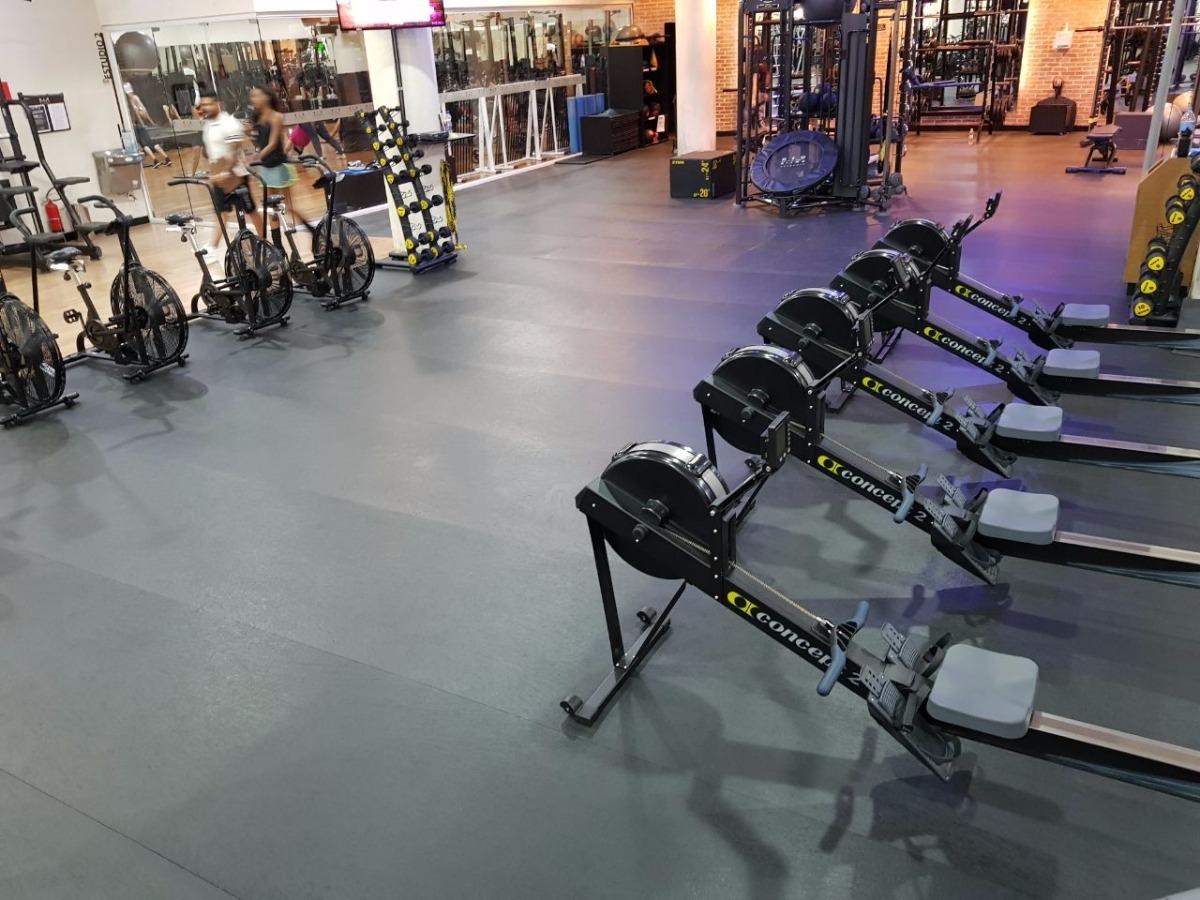St Dio Pilates Dan A Crossfit Ginastica Piso Borracha Tapete R 56