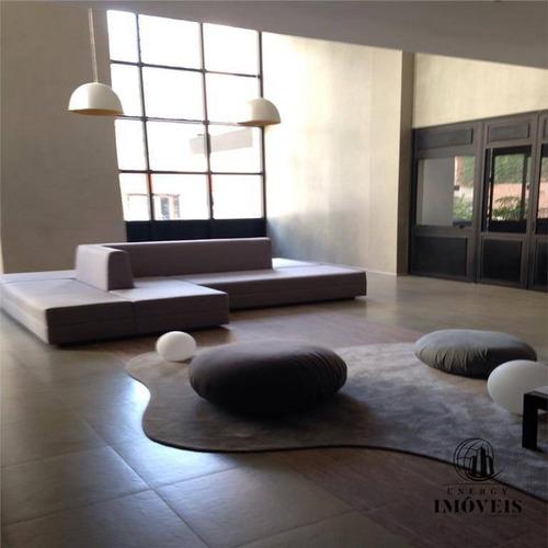 studio residencial para locação, bela vista, são paulo. - st0016