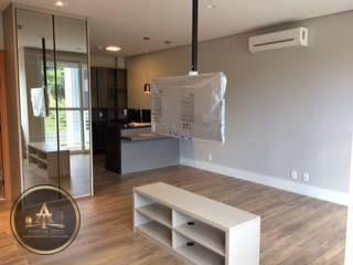 studio residencial para locação, tamboré, santana de parnaíba. - st0002
