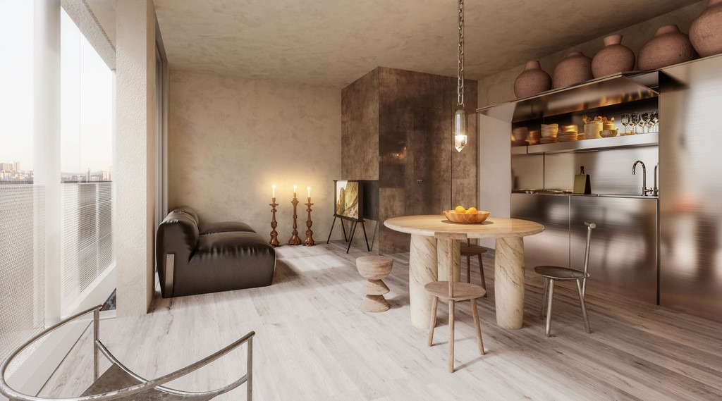 studio residencial para venda, bela vista, são paulo - st2377. - st2377-inc