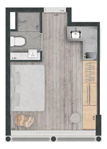 studio residencial para venda, bela vista, são paulo - st2378. - st2378-inc