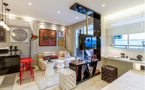 studio residencial para venda, vila buarque, são paulo - st2249. - st2249-inc