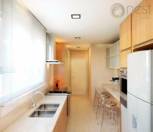 studio residencial à venda, água verde, curitiba. - st0029